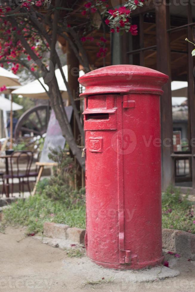 oficina postal foto