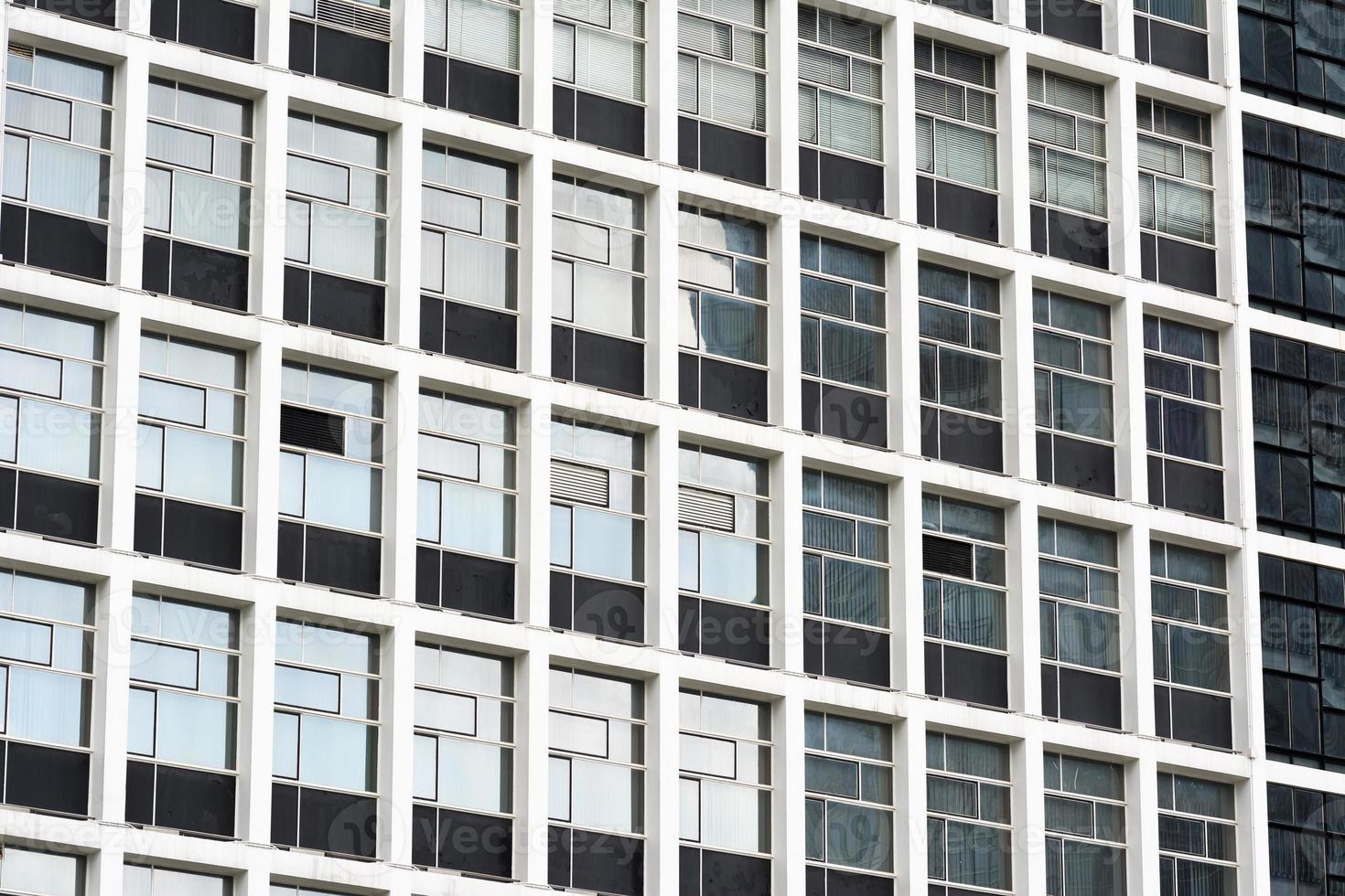 ventanas de oficina foto