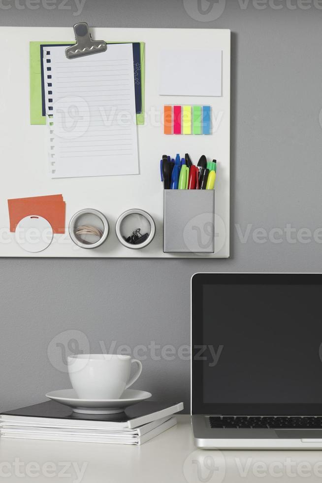 oficina en casa foto