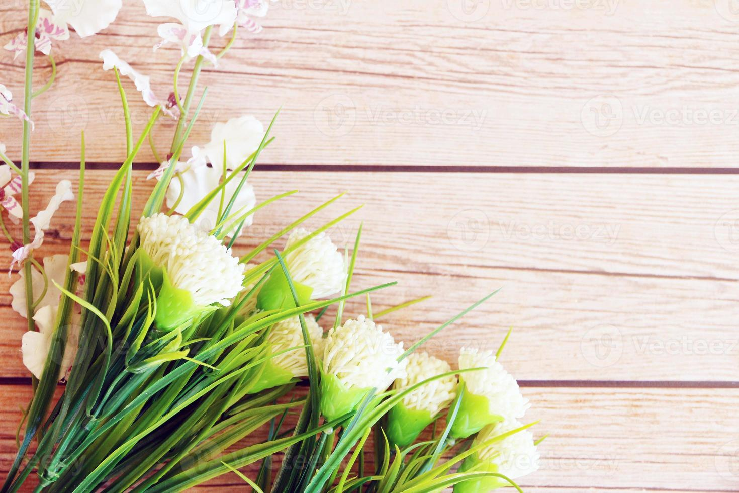 flor de fondo foto
