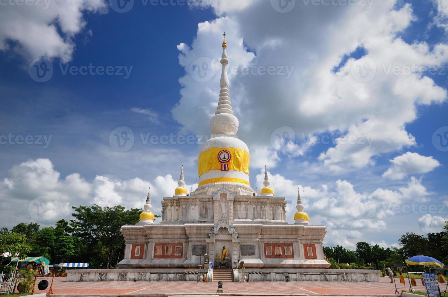 pagoga blanca foto