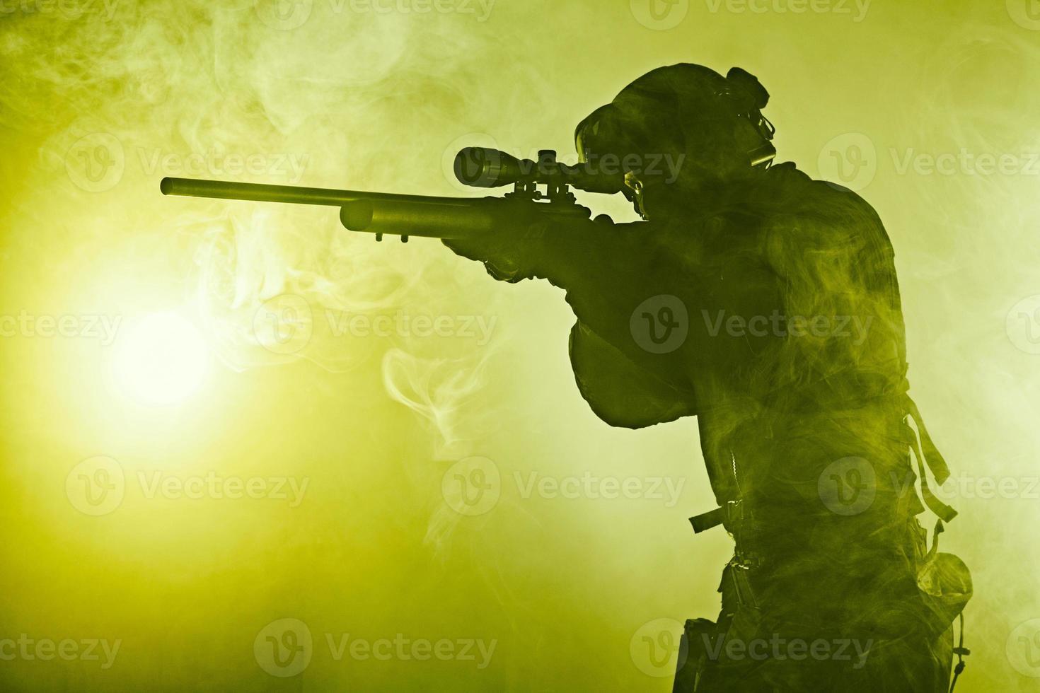 oficial de policía swat foto
