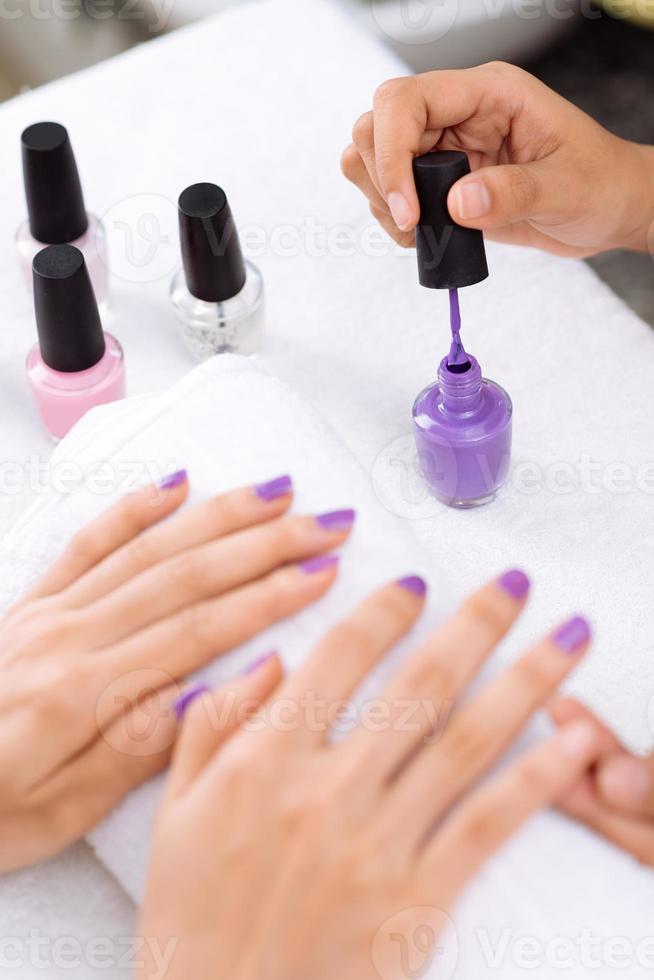 Nail care photo