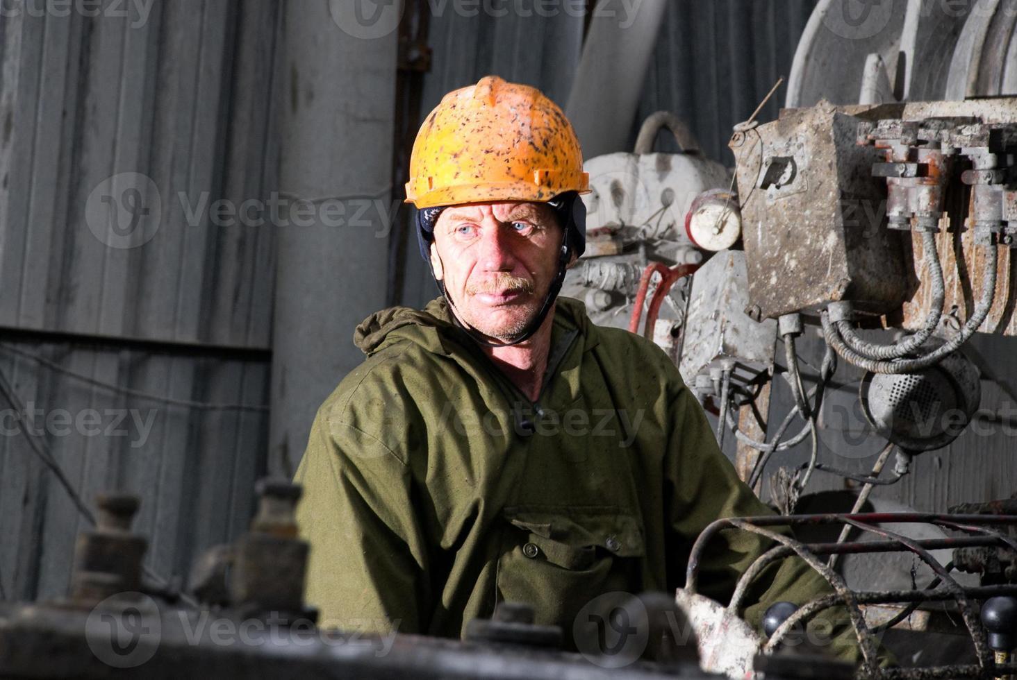 Pure russian driller photo