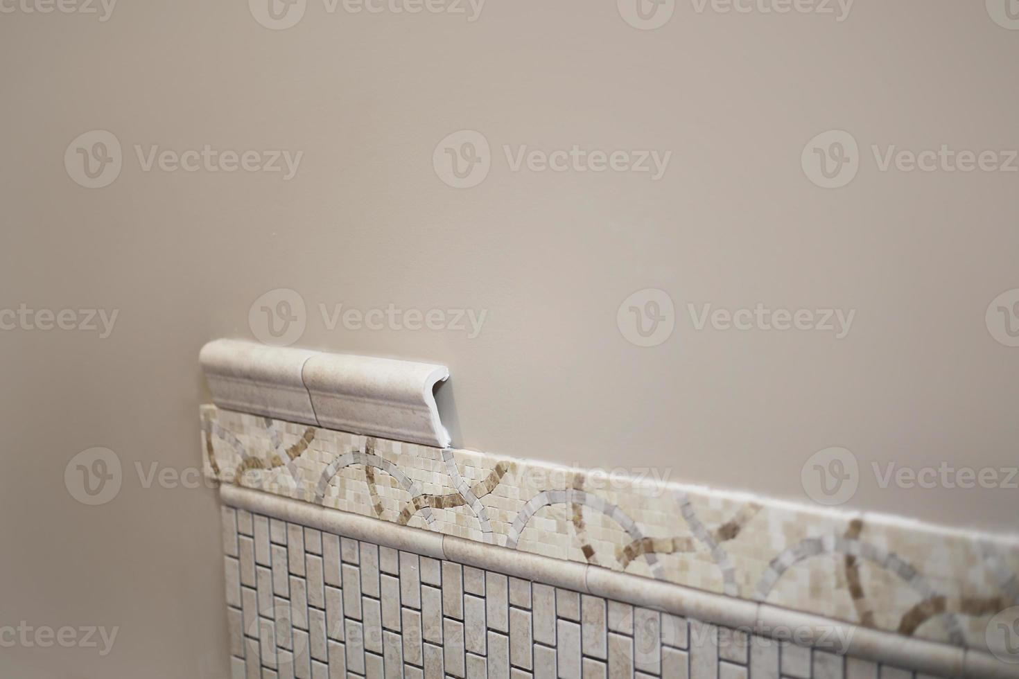 New Ceramic Tile Installation photo