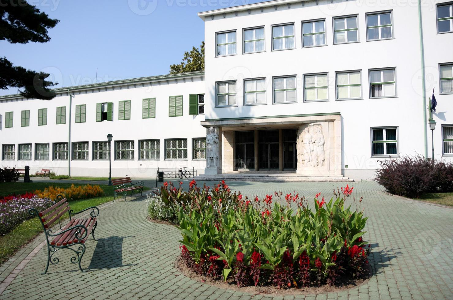 Agricultural University, Debrecen, Hungary photo