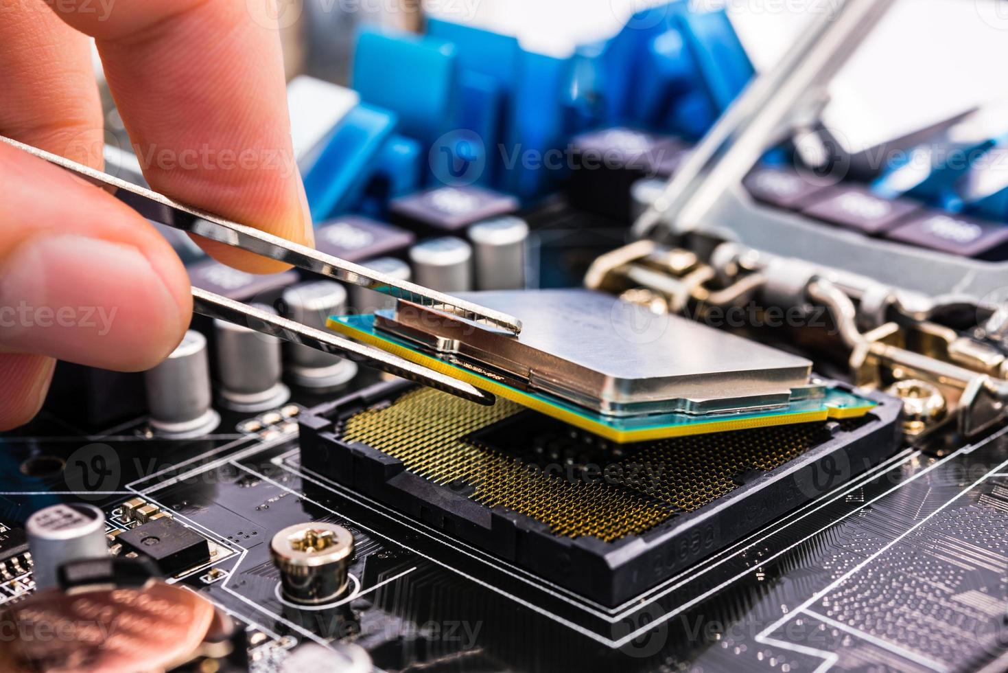 Computer repair photo