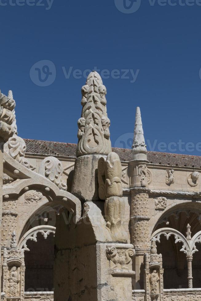 Monasterio de los Jerónimos foto