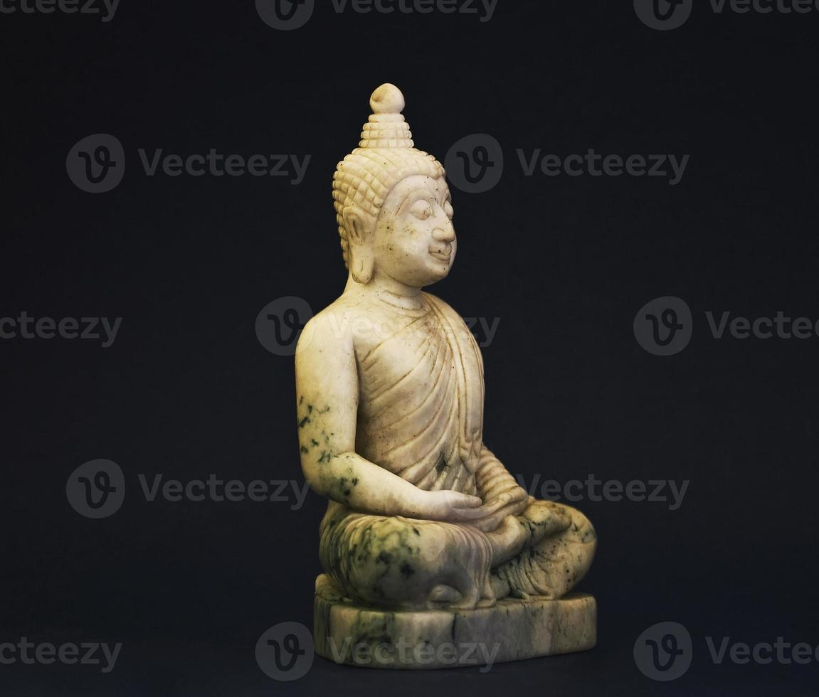 Buddah de mármol foto