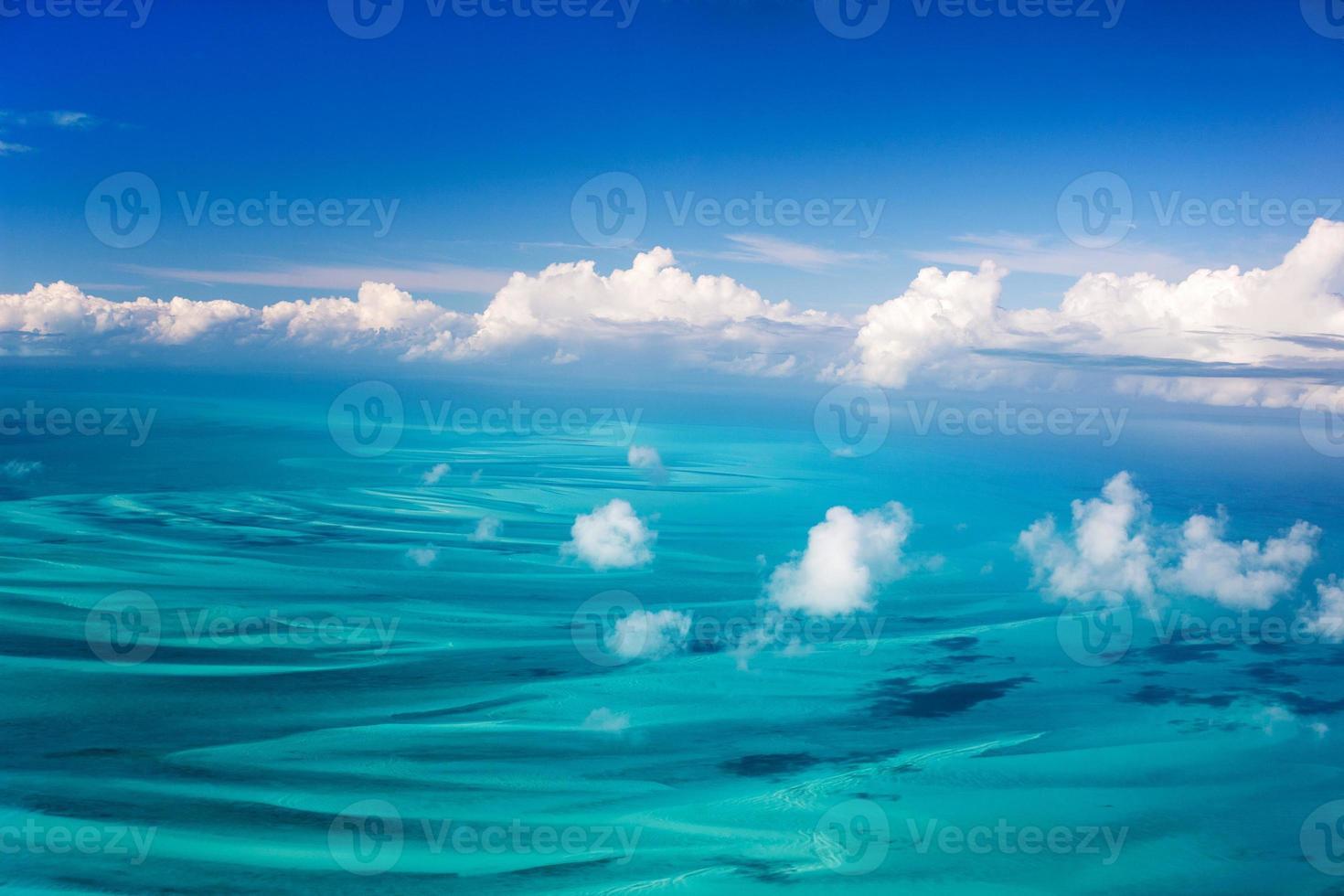 antenne van de Bahama's foto
