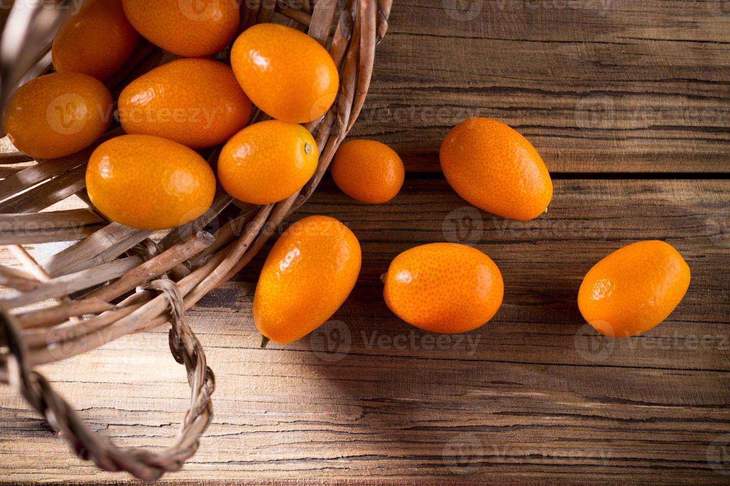 naranja china. foto