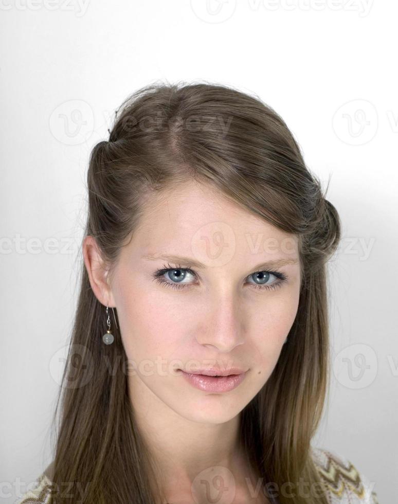 girl close up photo