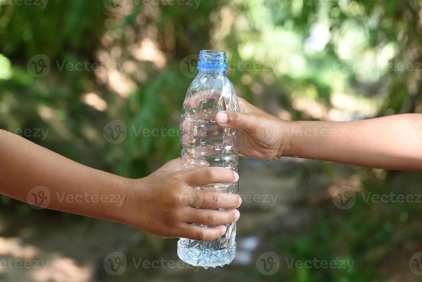 agua potable foto