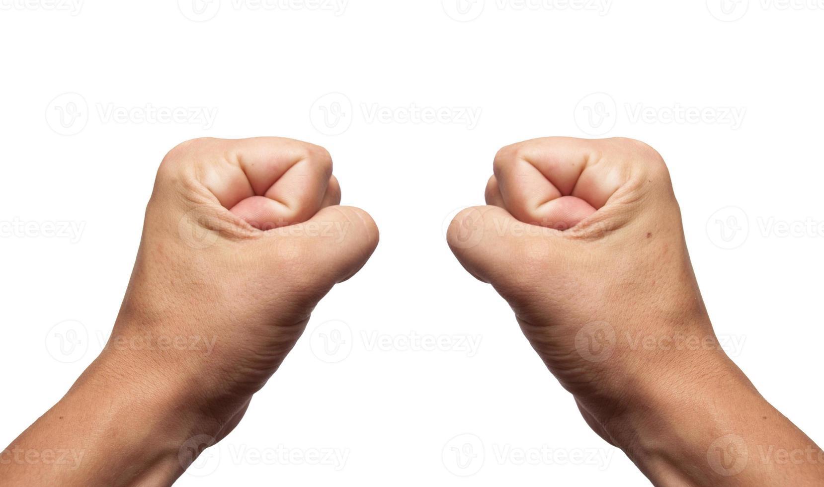 Fist bump photo