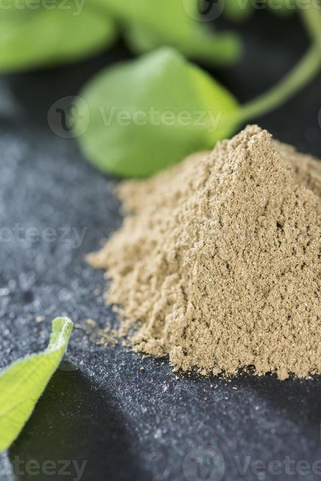 Powdered Sage photo