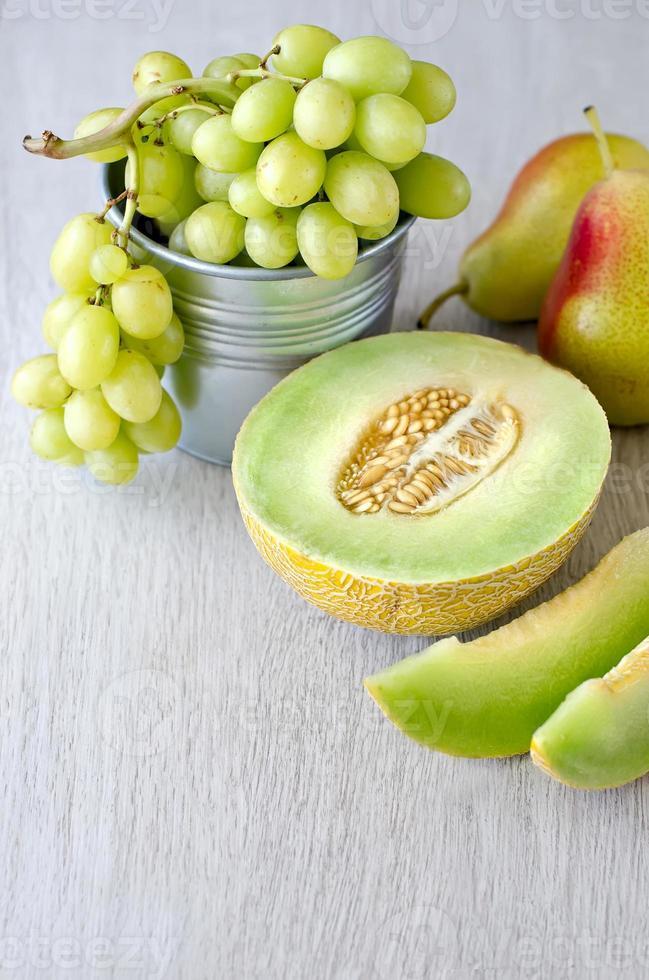 Summer fruits photo
