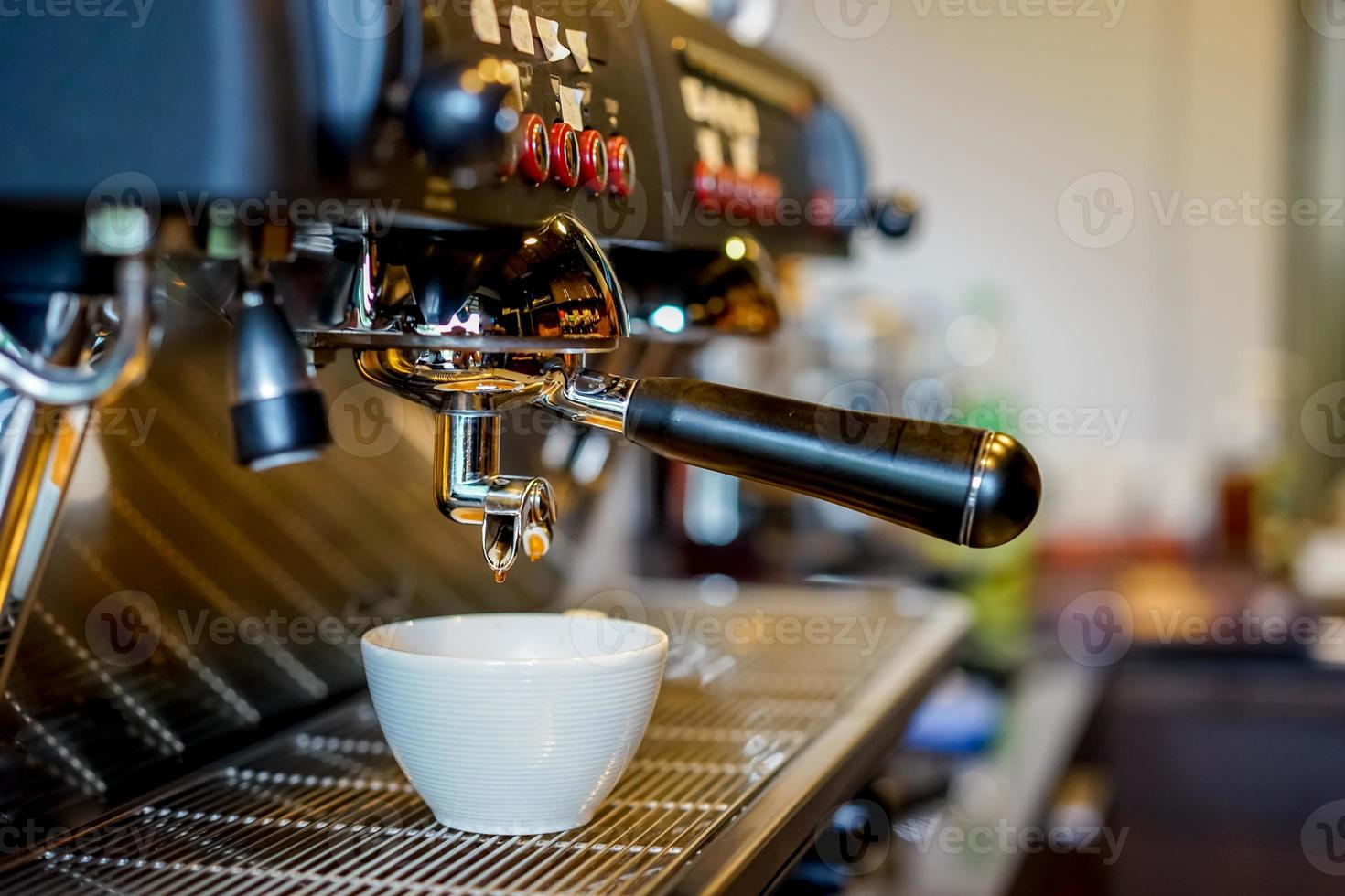 Coffee machine photo