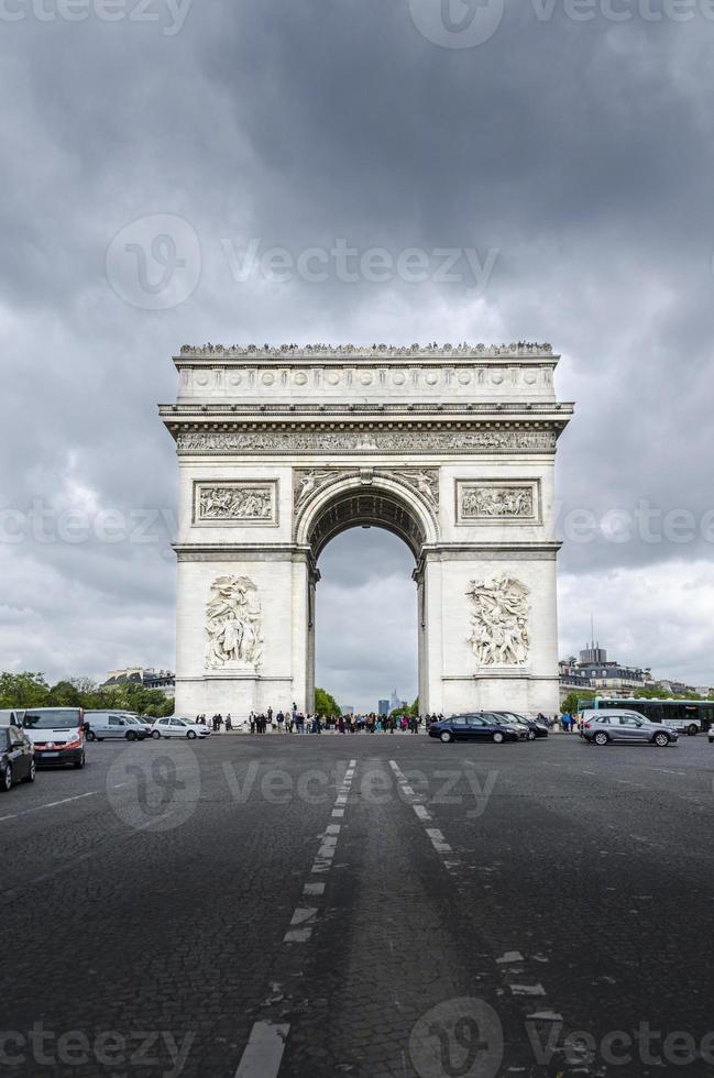 Arc de Triumph photo