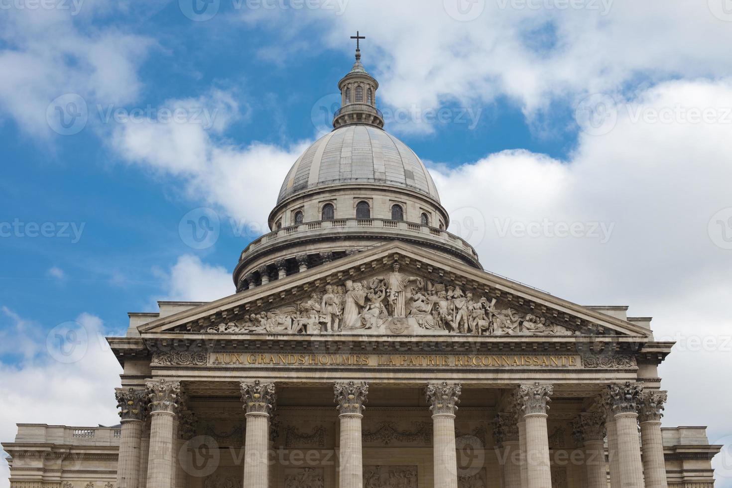 The Panthéon photo
