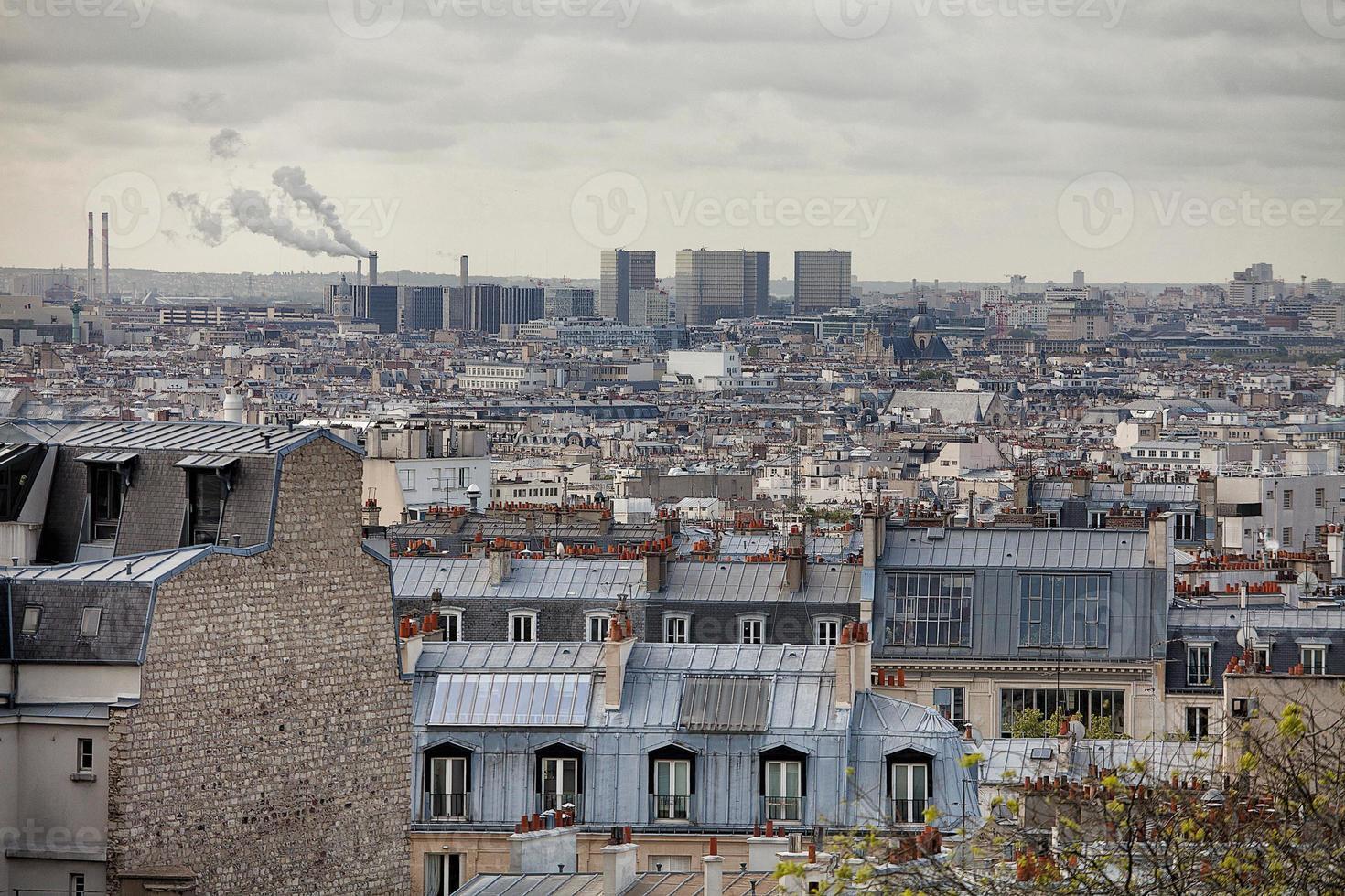 Paris view photo