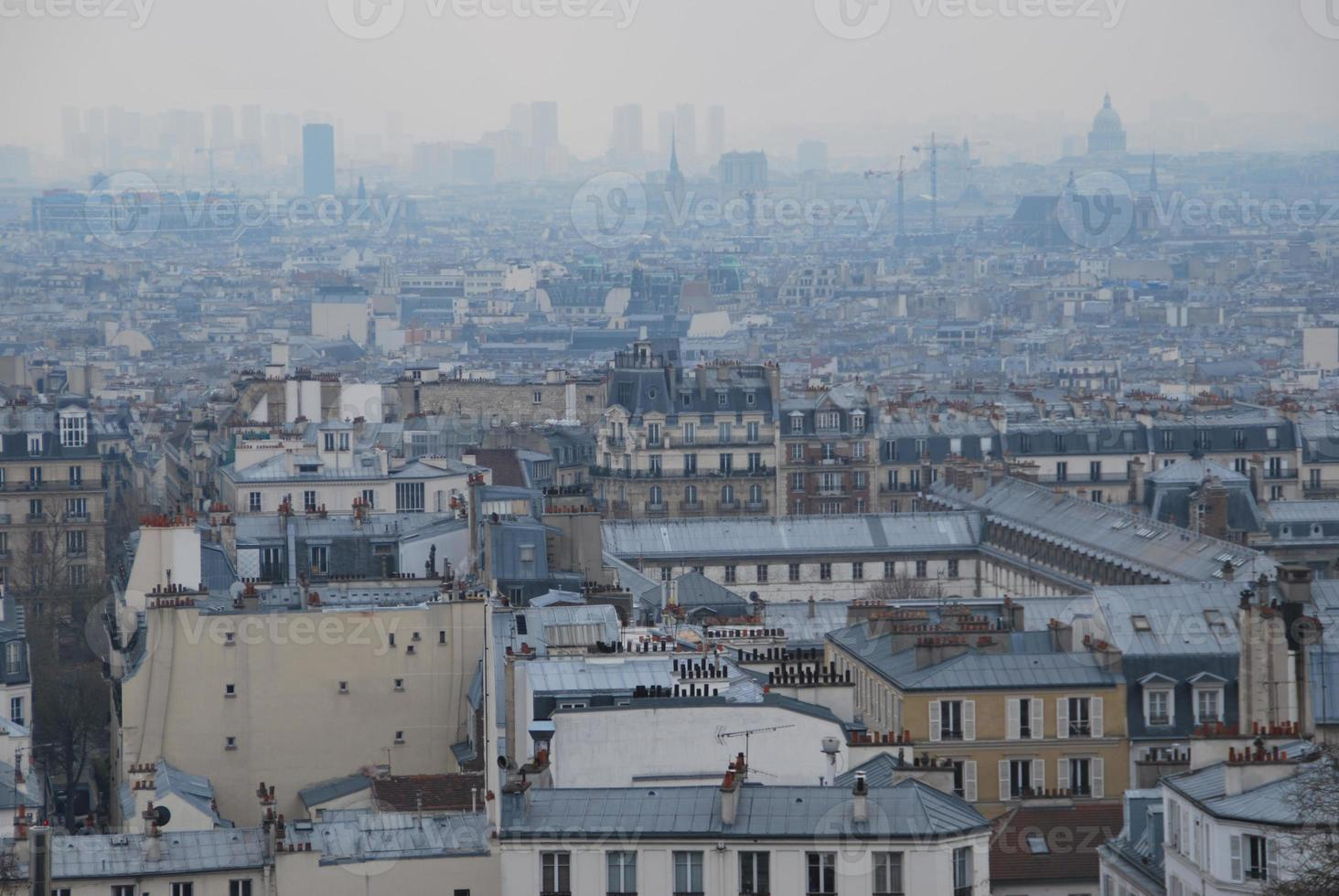 Paris cinzenta photo