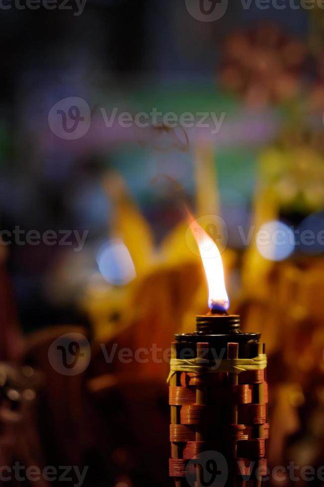 Torch photo