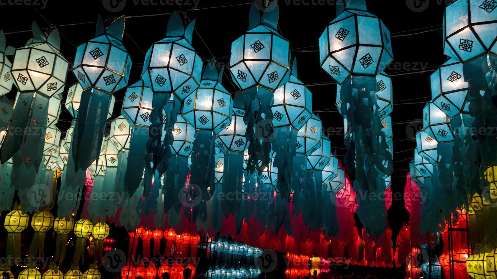 Loy Kratong Festival photo