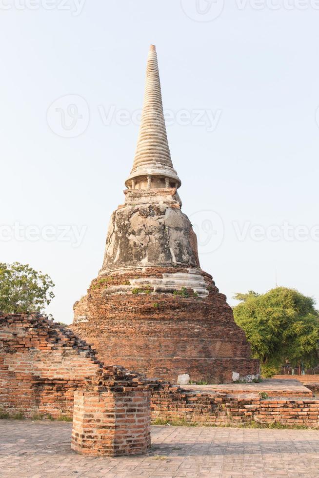 antigua pagoda foto