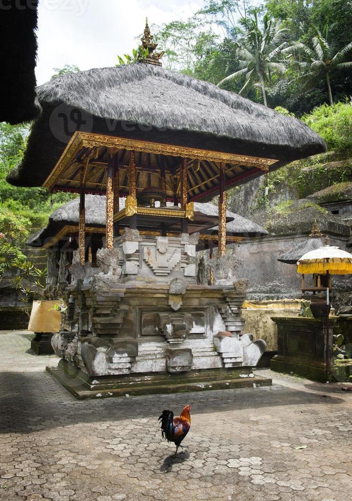 templo gunung kawi foto