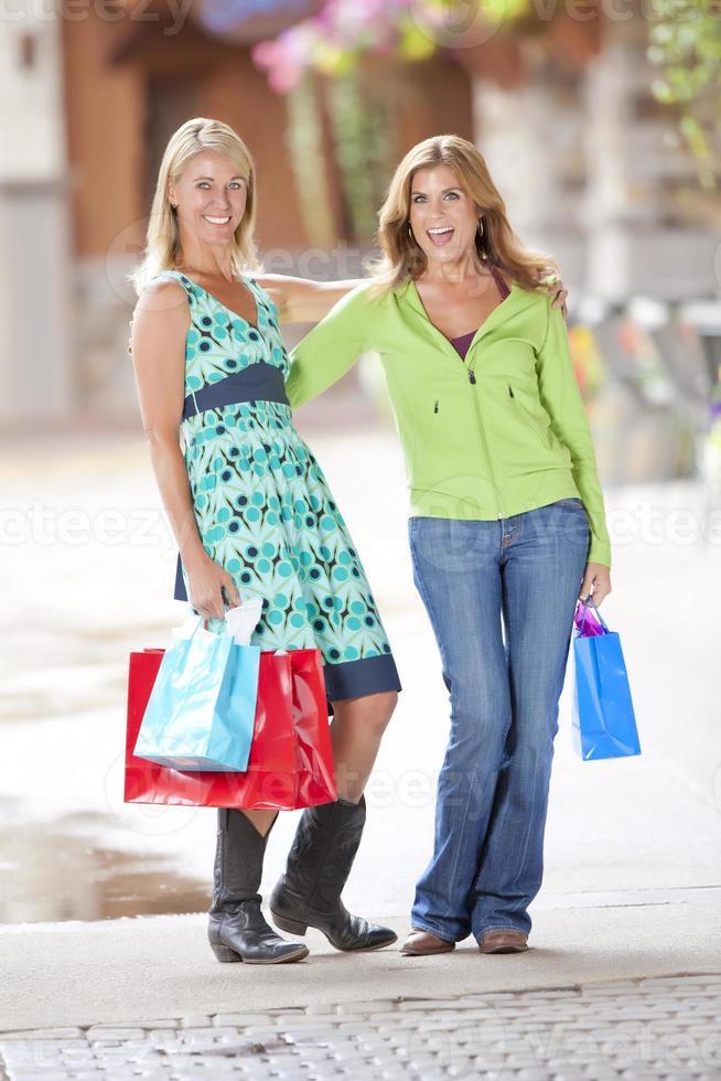 Holiday Gift shopping photo