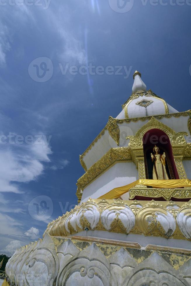 THAILAND ROI ET TEMPLE photo