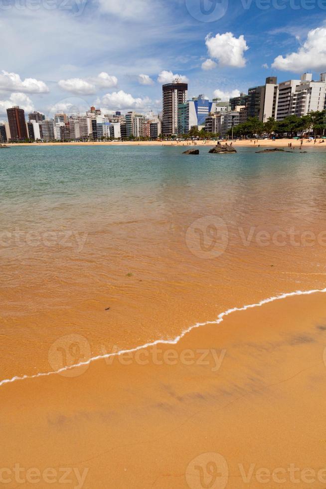 Beach in Vitoria,Espirito Santo,Brazil photo