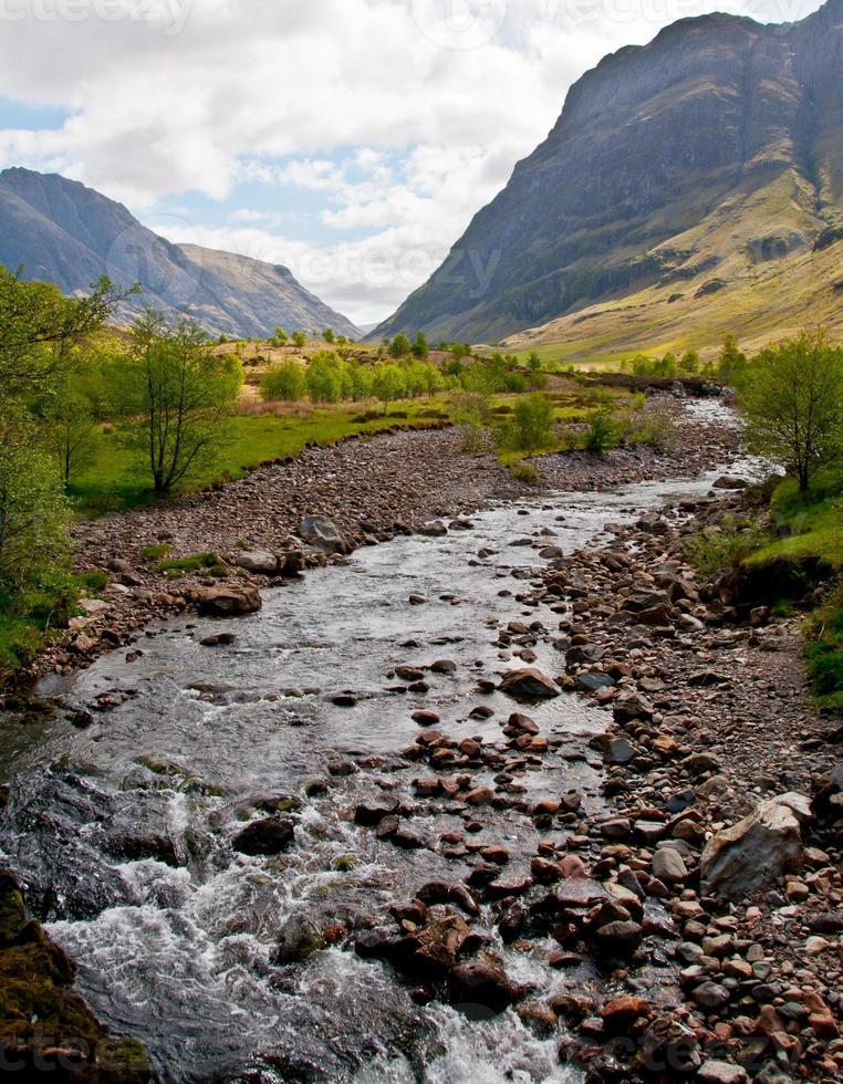 Glencoe valley photo
