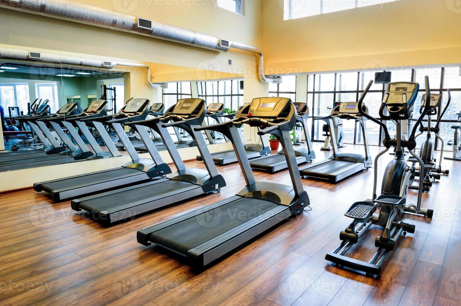 Treadmills photo