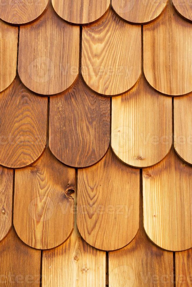 Panel de madera foto