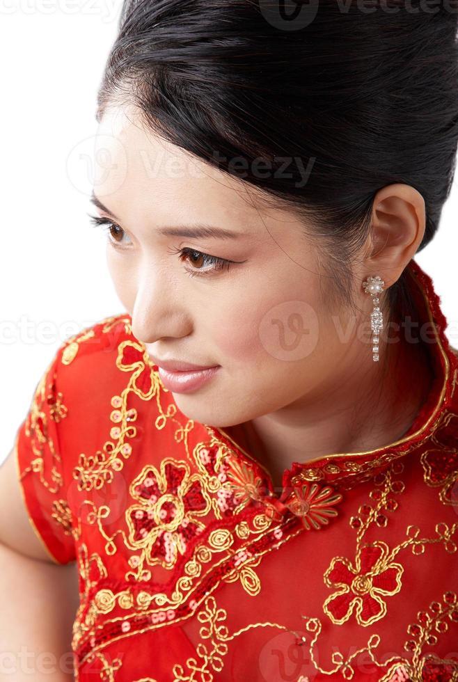 asian beauty portrait photo