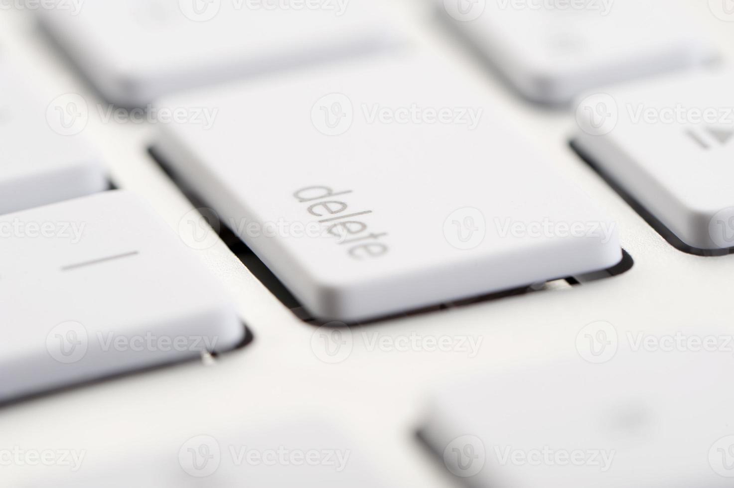 Delete key photo