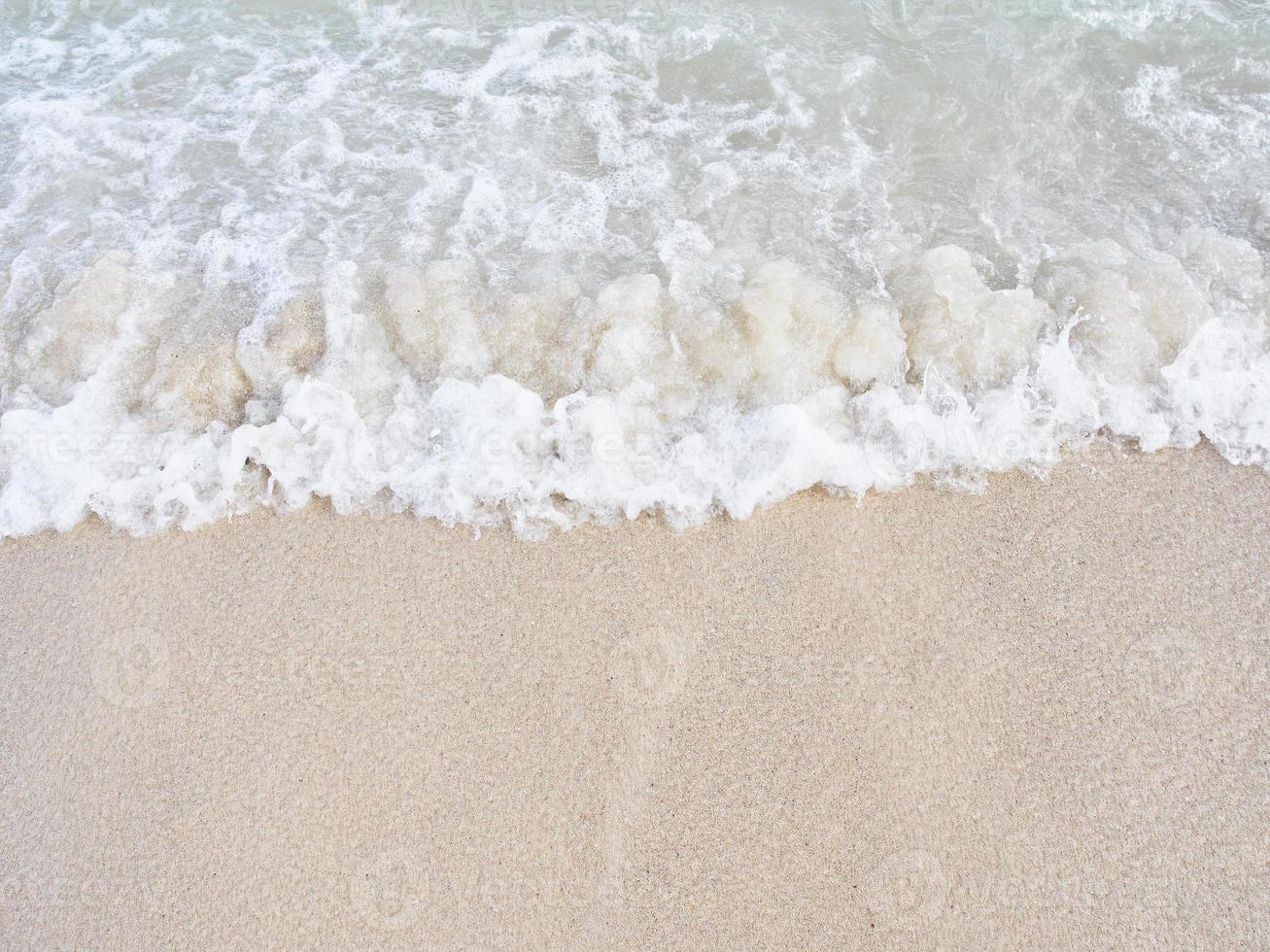 Wave of Lanikai Beach photo
