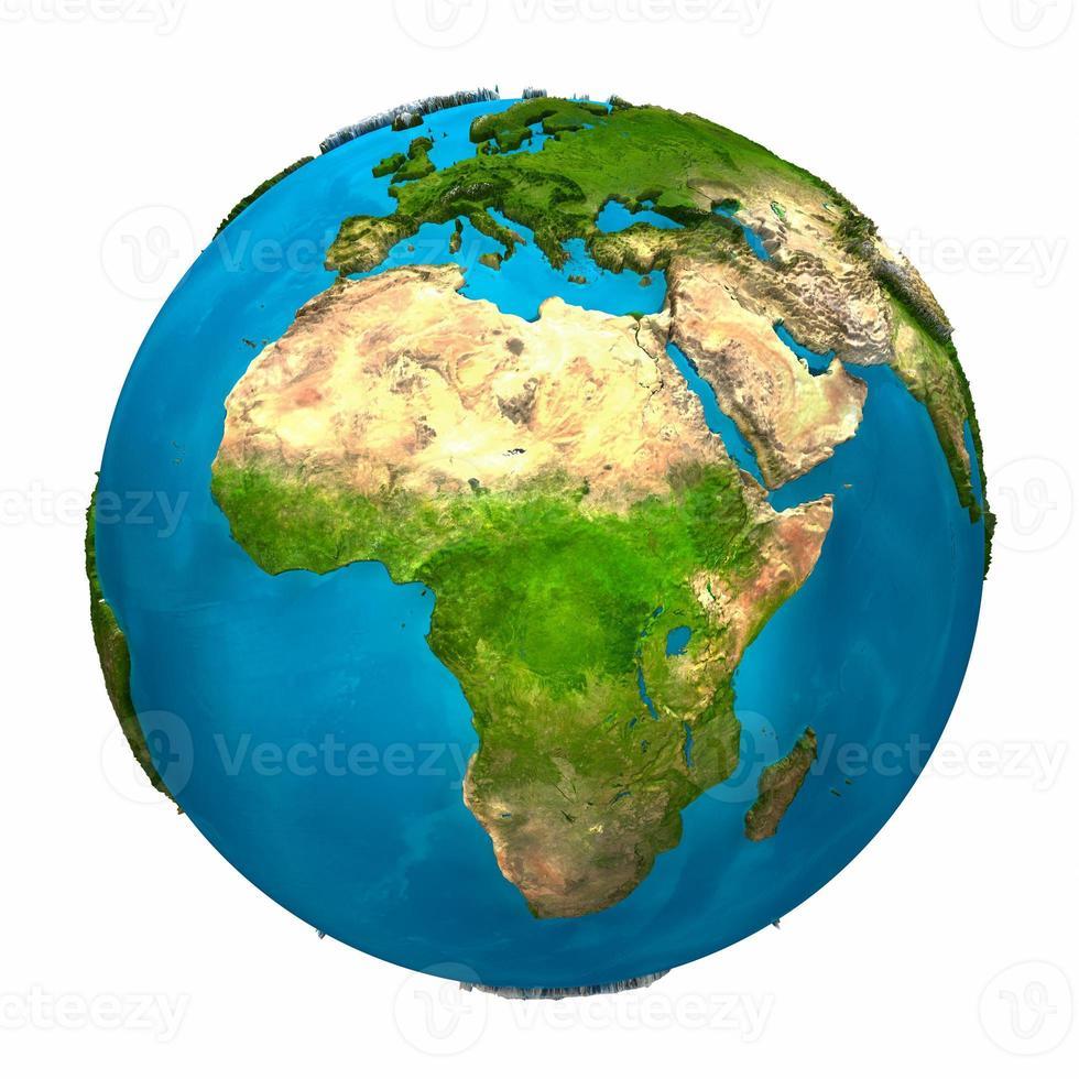 planeta tierra - africa foto