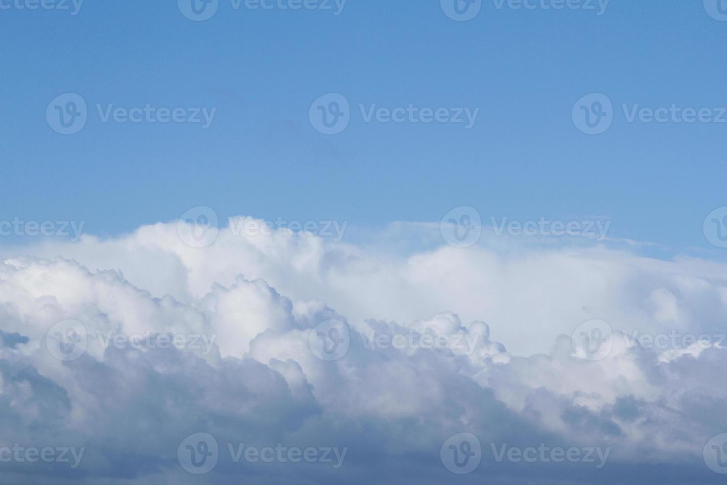 nubes foto