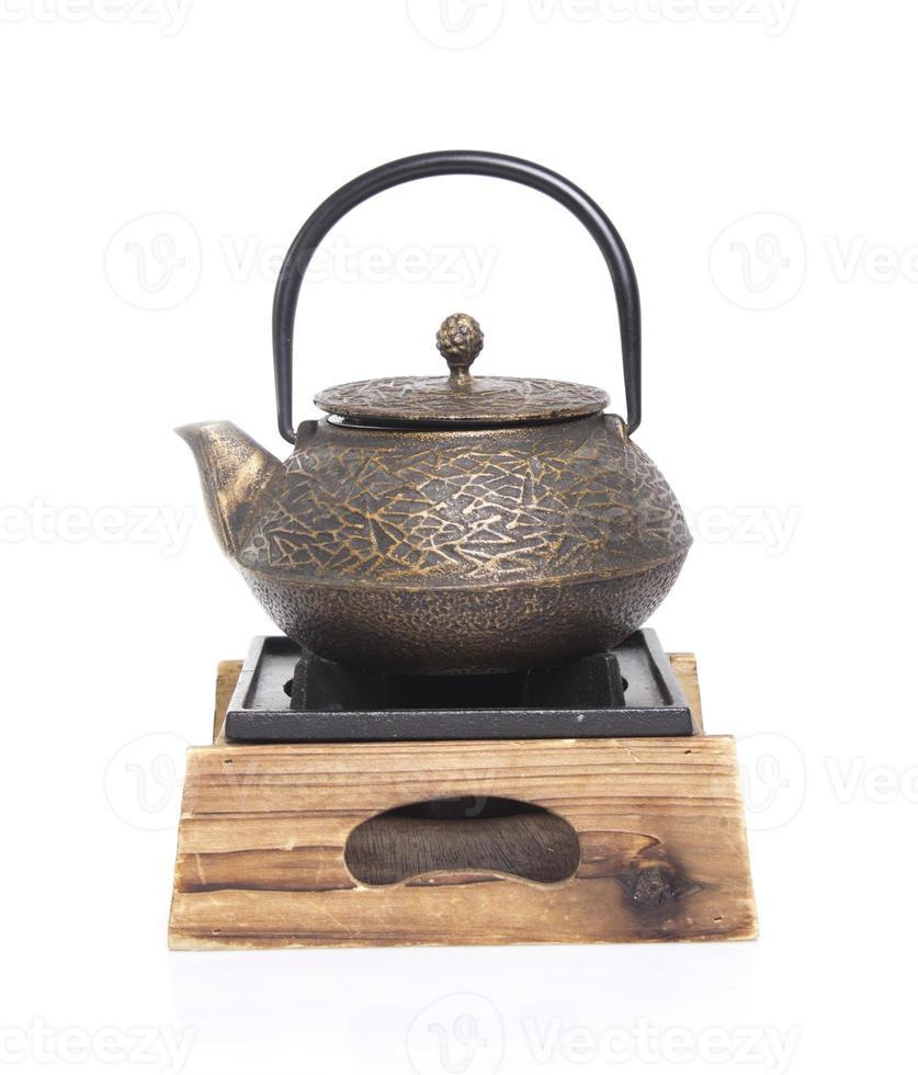 ceremonia asiática del té foto