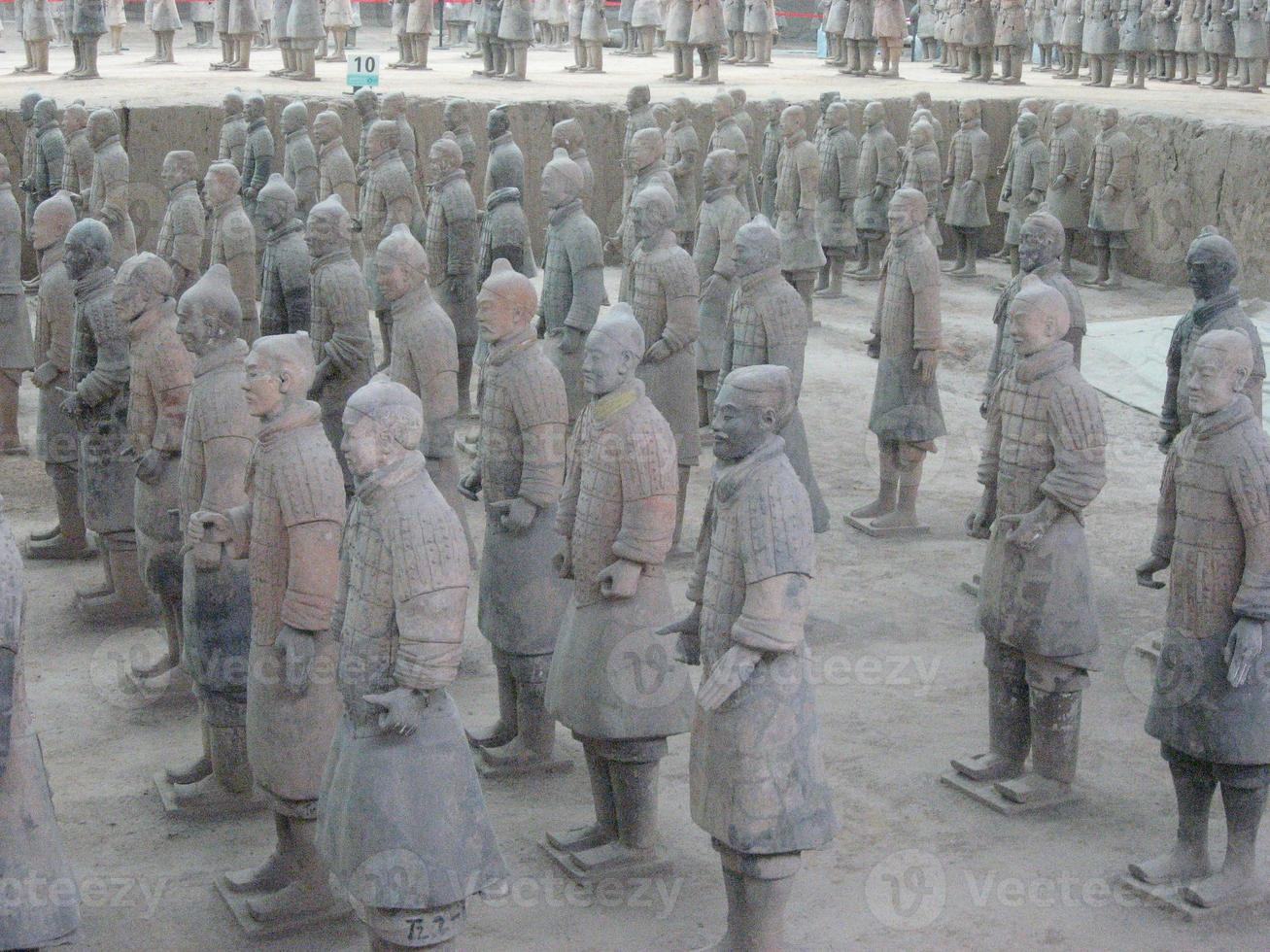 Terracotta Army of Qin Shi Huang, First Emperor  China photo