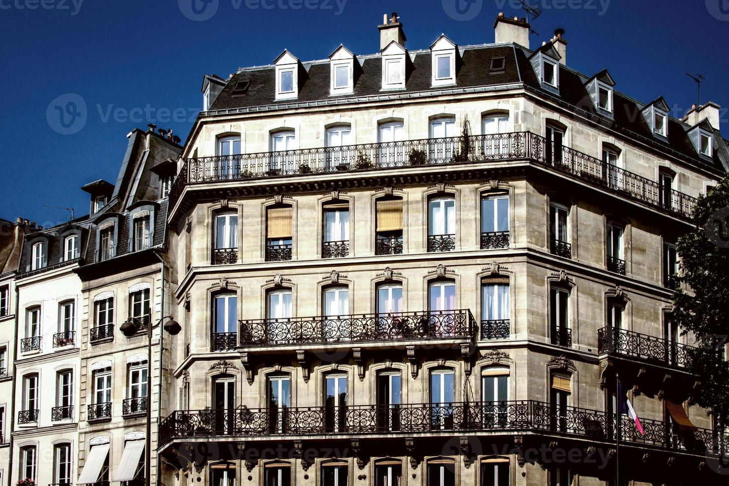 Haus in Paris photo