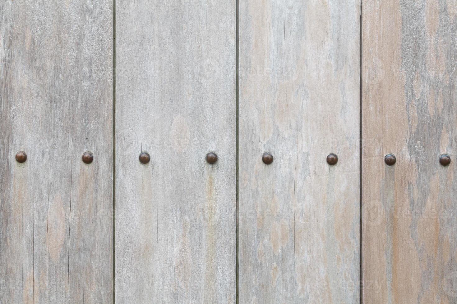 paneles de madera de grunge para el fondo foto