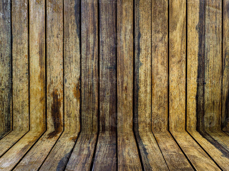 Fondo de pared de panel de textura de madera foto