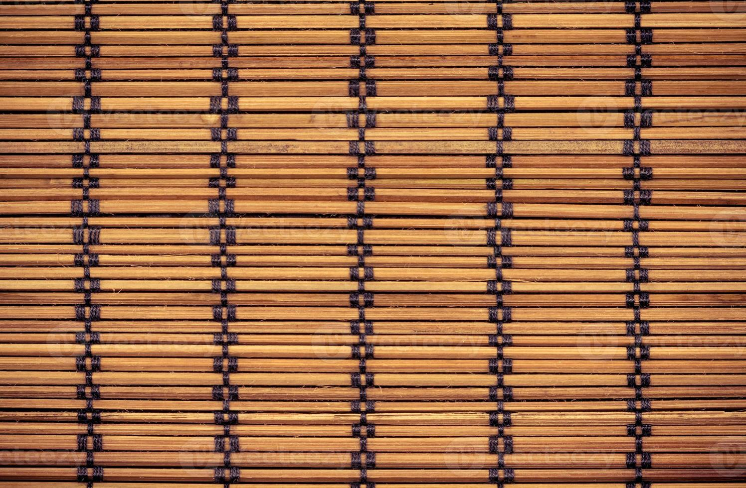 wood bamboo texture for background photo