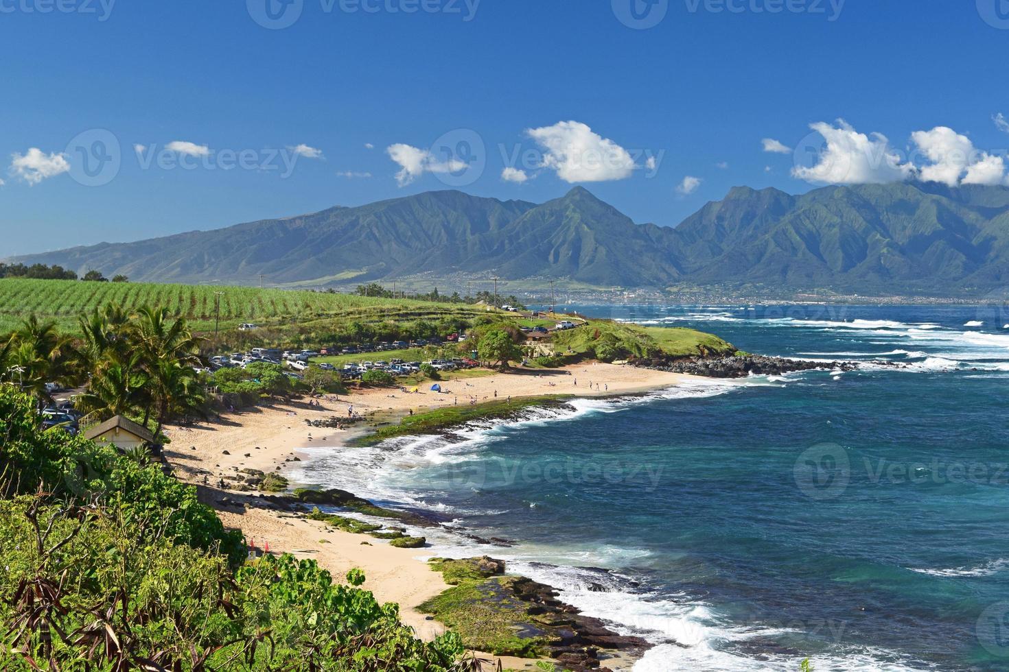 Jaws Beach, Maui photo