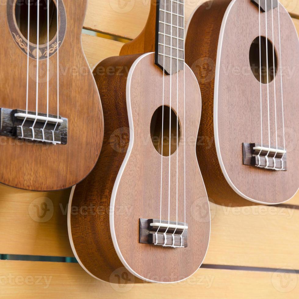 Ukulele guitar photo