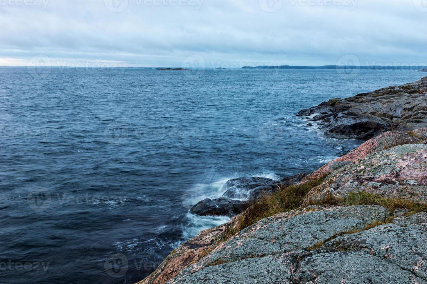 archipalegao vista do mar foto