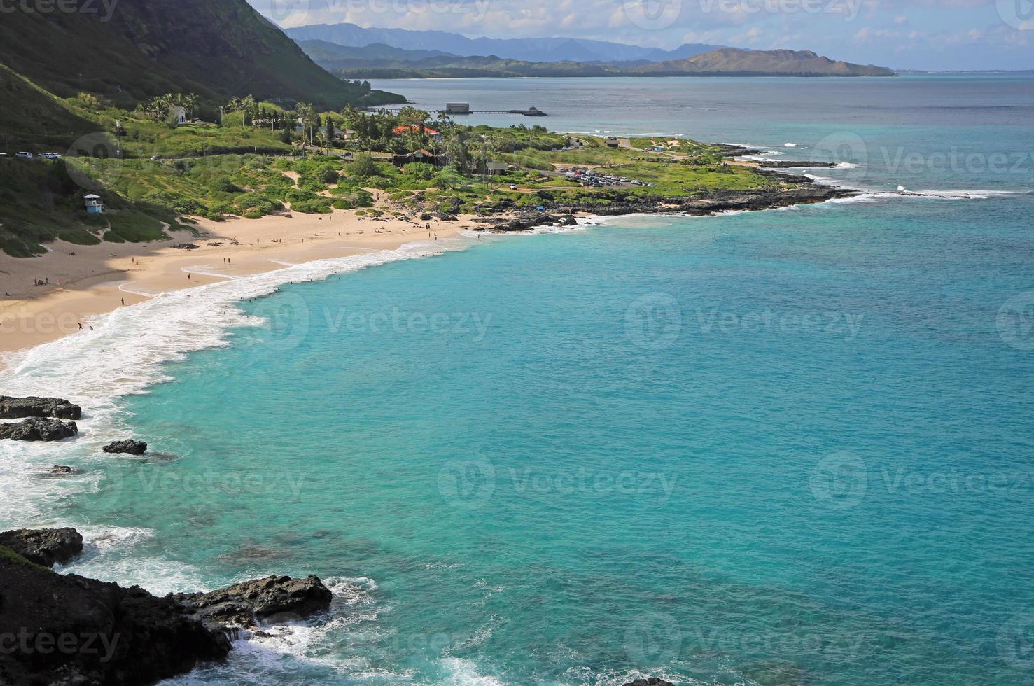 Praia de Makapuu foto
